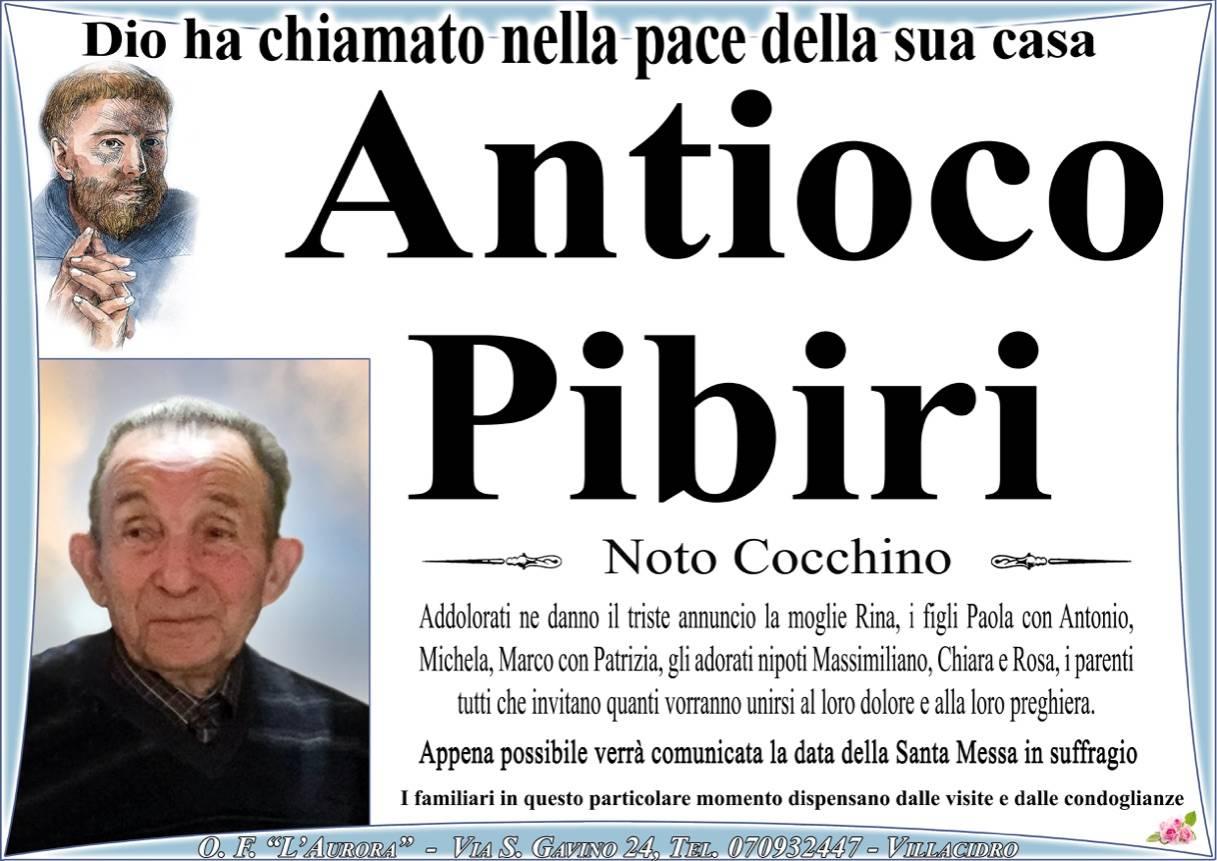 Antioco Pibiri
