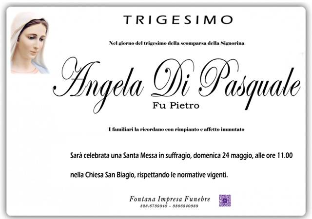 Angela Di Pasquale