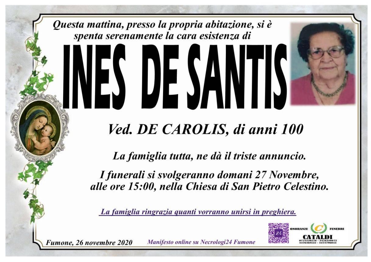 Ines De Santis