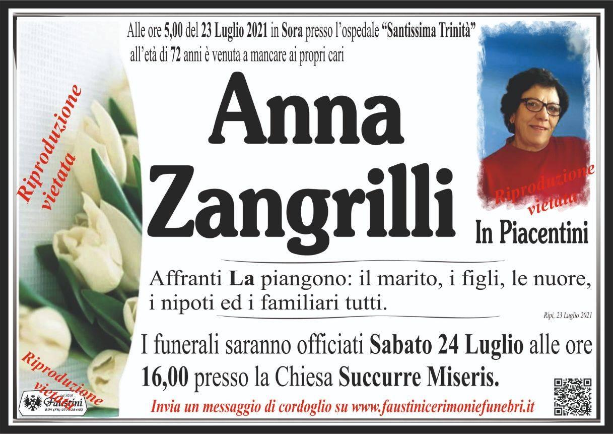 Anna Zangrilli
