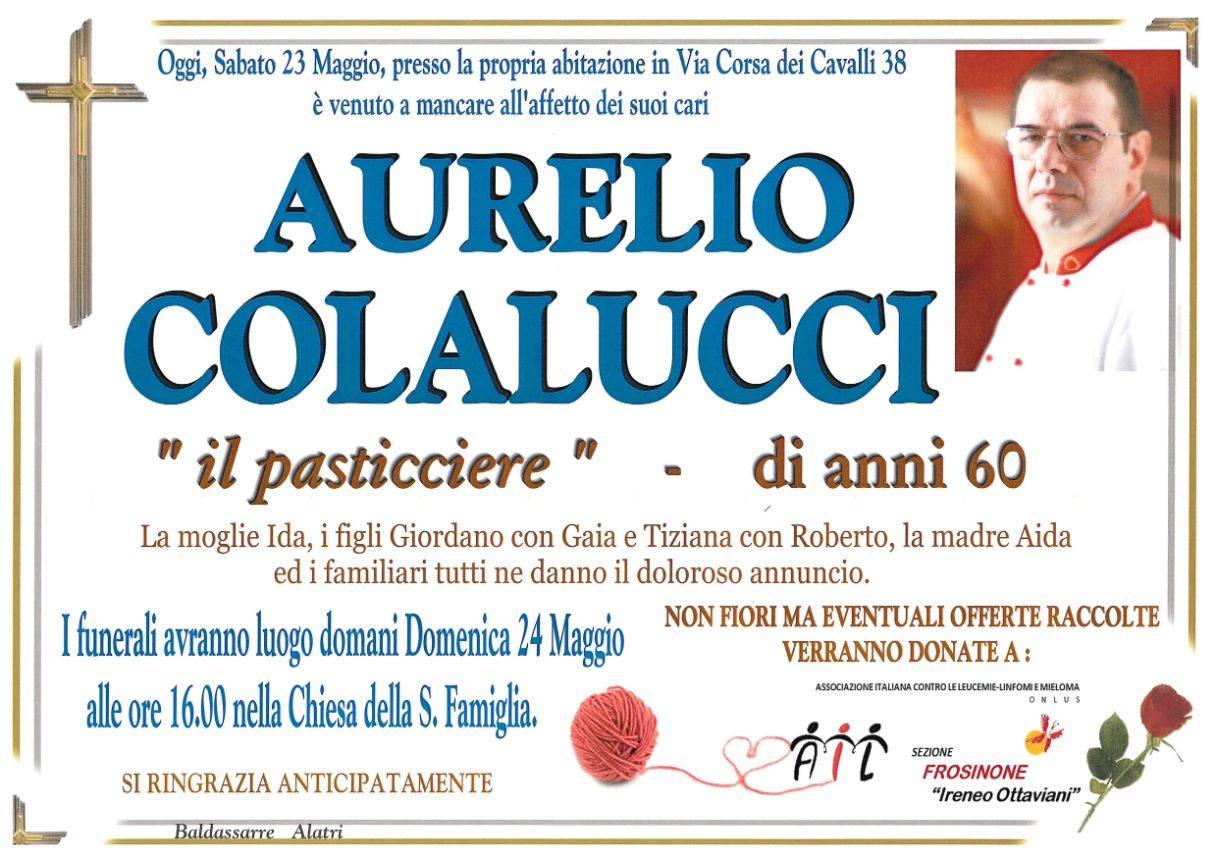 Aurelio Colalucci