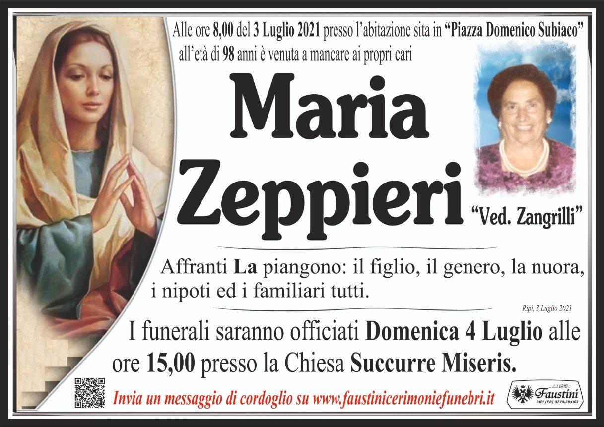 Maria Zeppieri