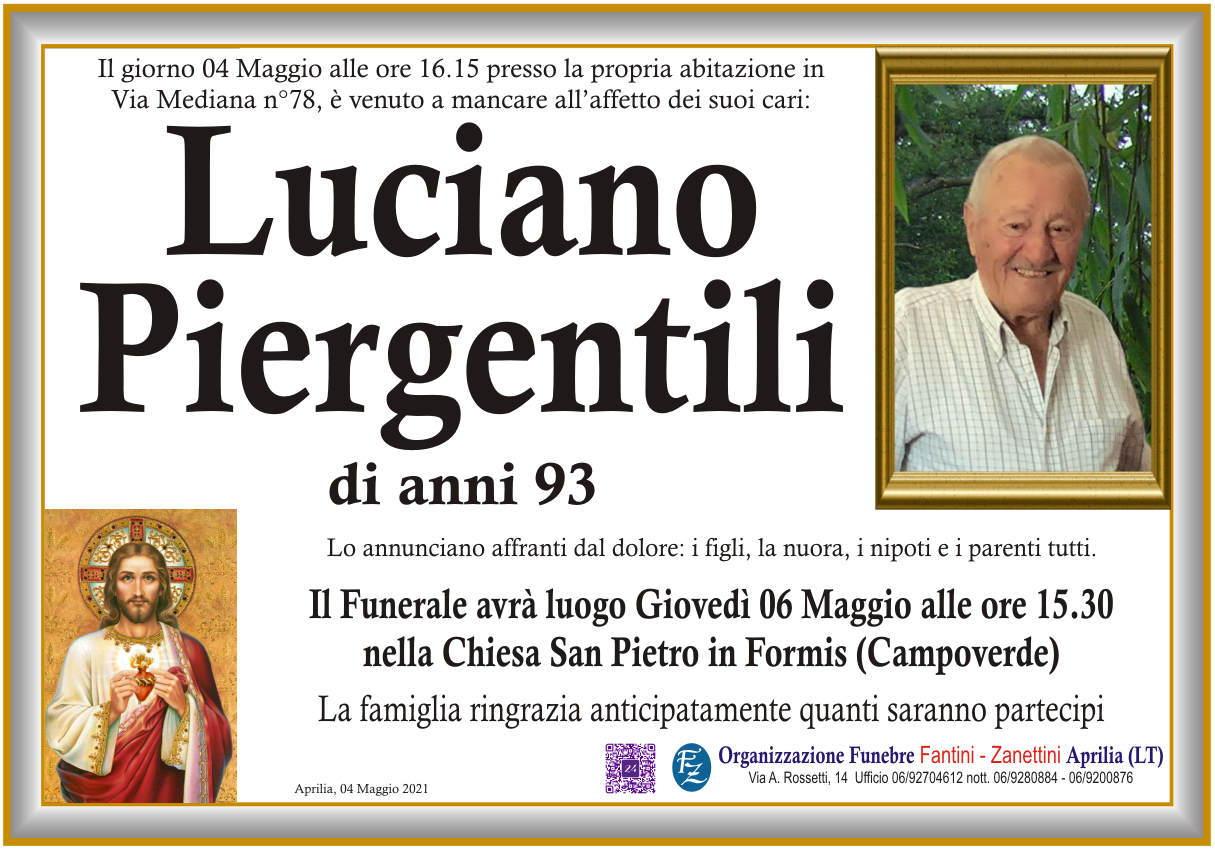 Luciano Piergentili