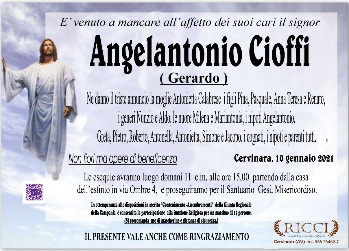 Angelantonio Cioffi