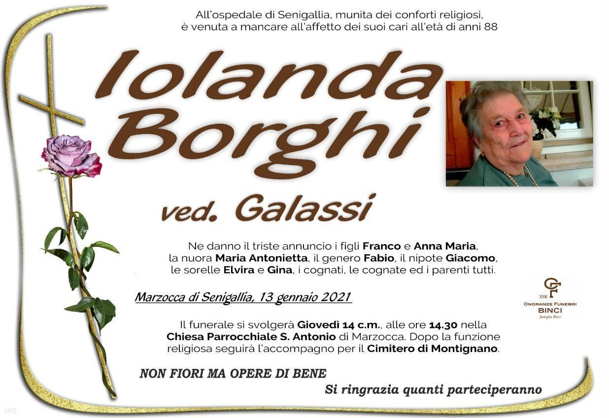 Iolanda Borghi