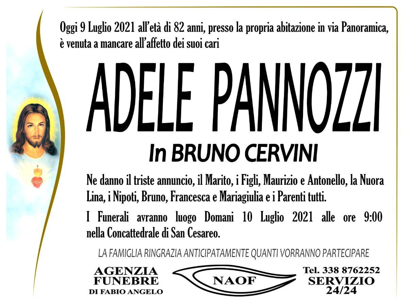 Adele Pannozzi