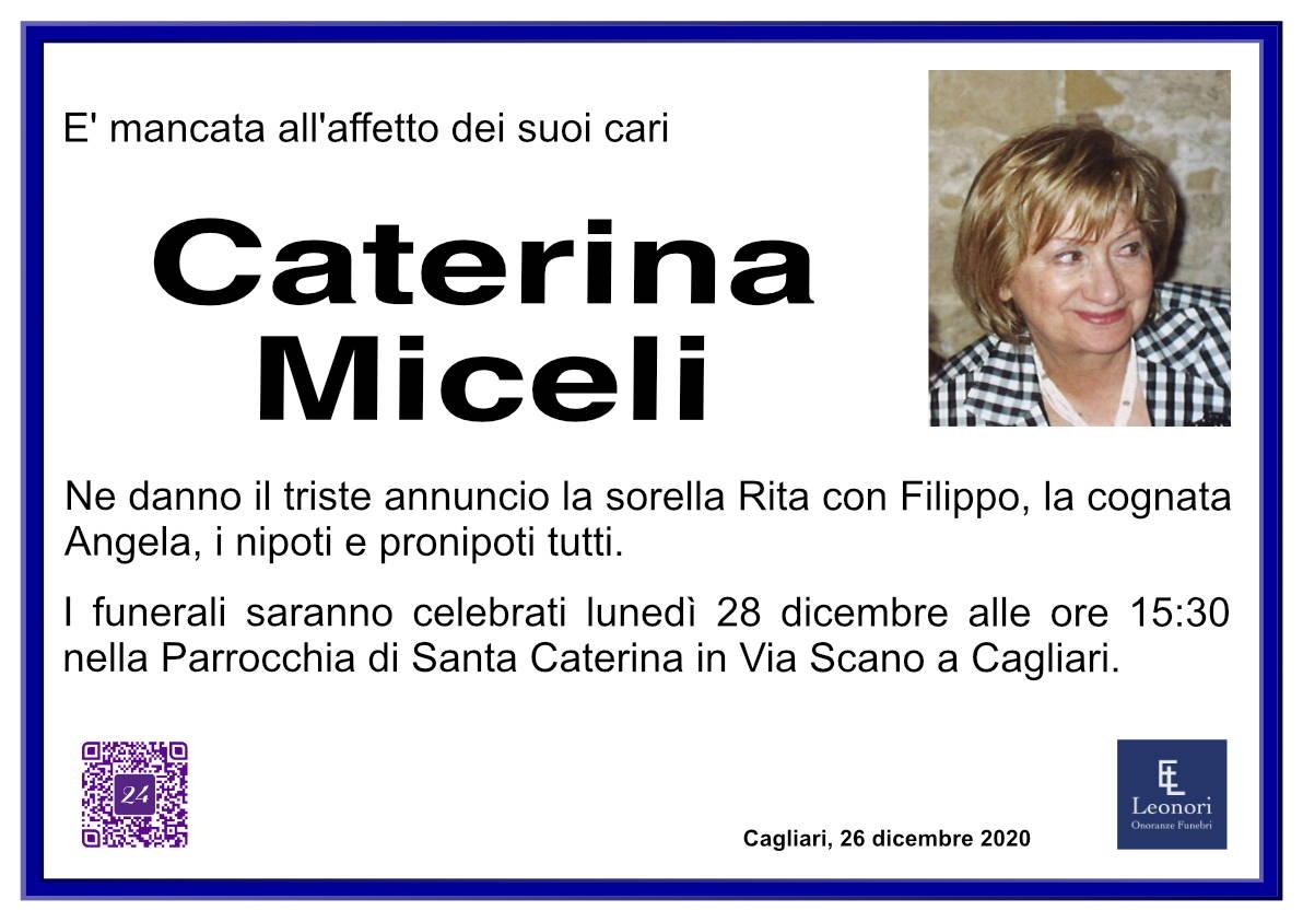 Caterina Miceli