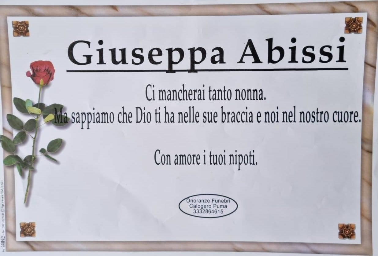 Giuseppa Abissi (P2)