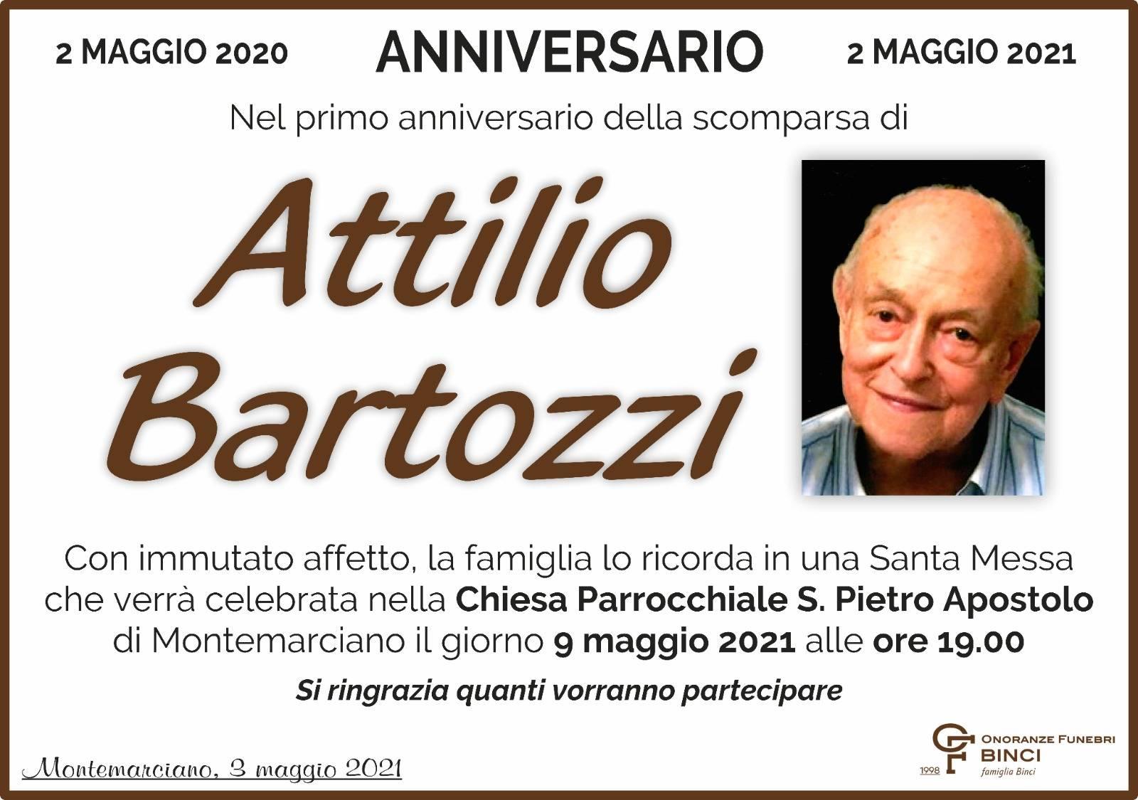 Attilio Bartozzi