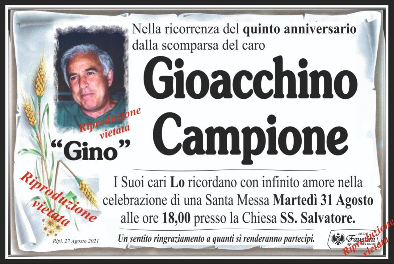 Gioacchino Campione