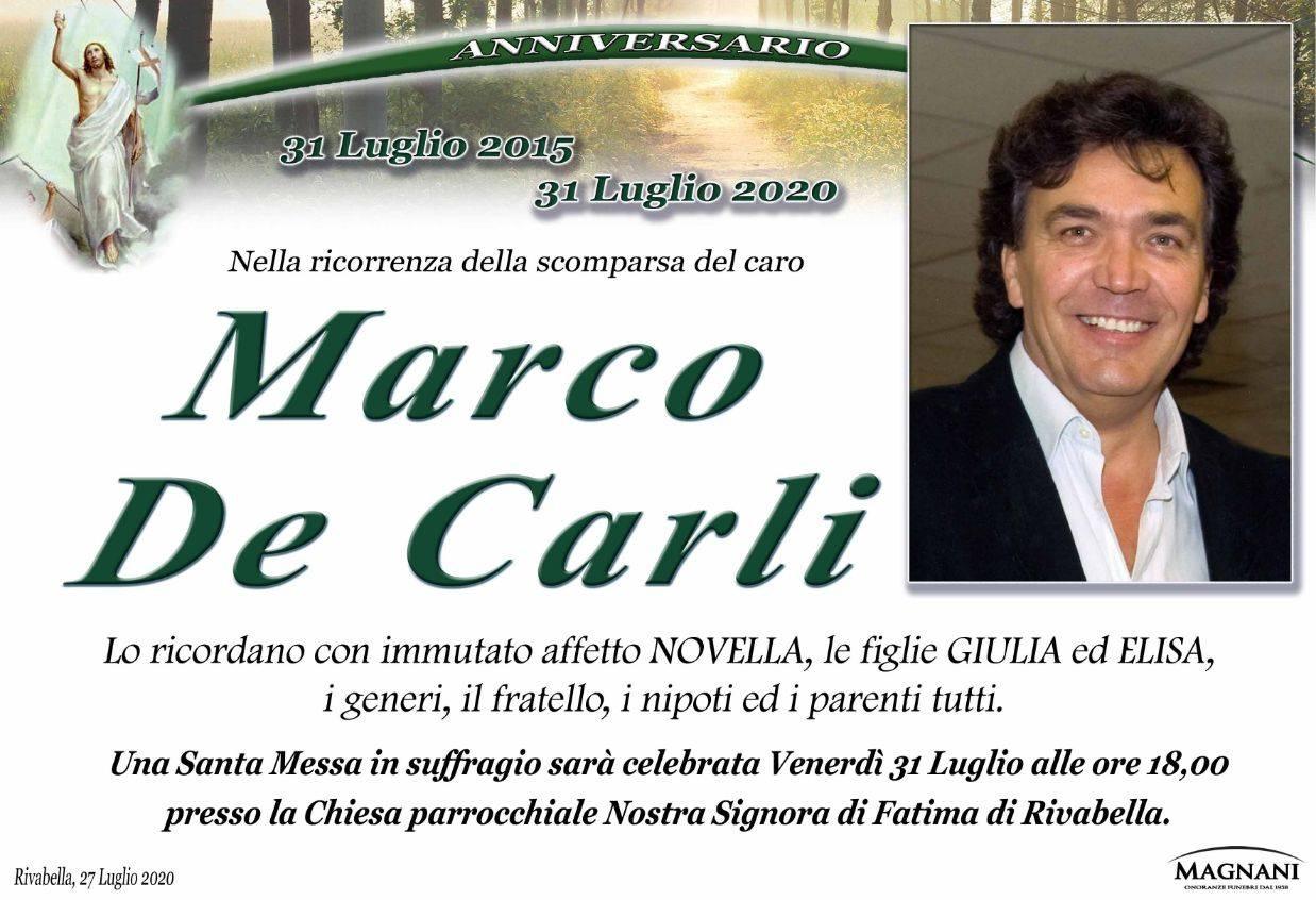 Marco De Carli
