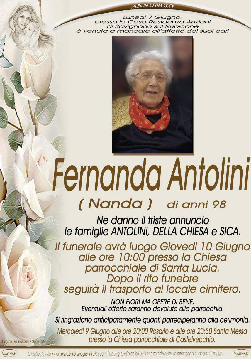 Fernanda Antolini
