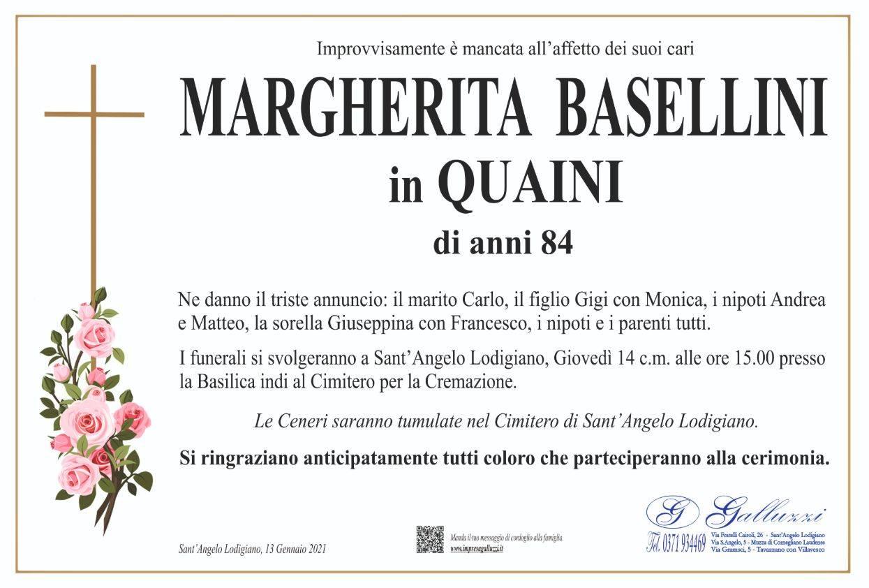 Margherita Basellini