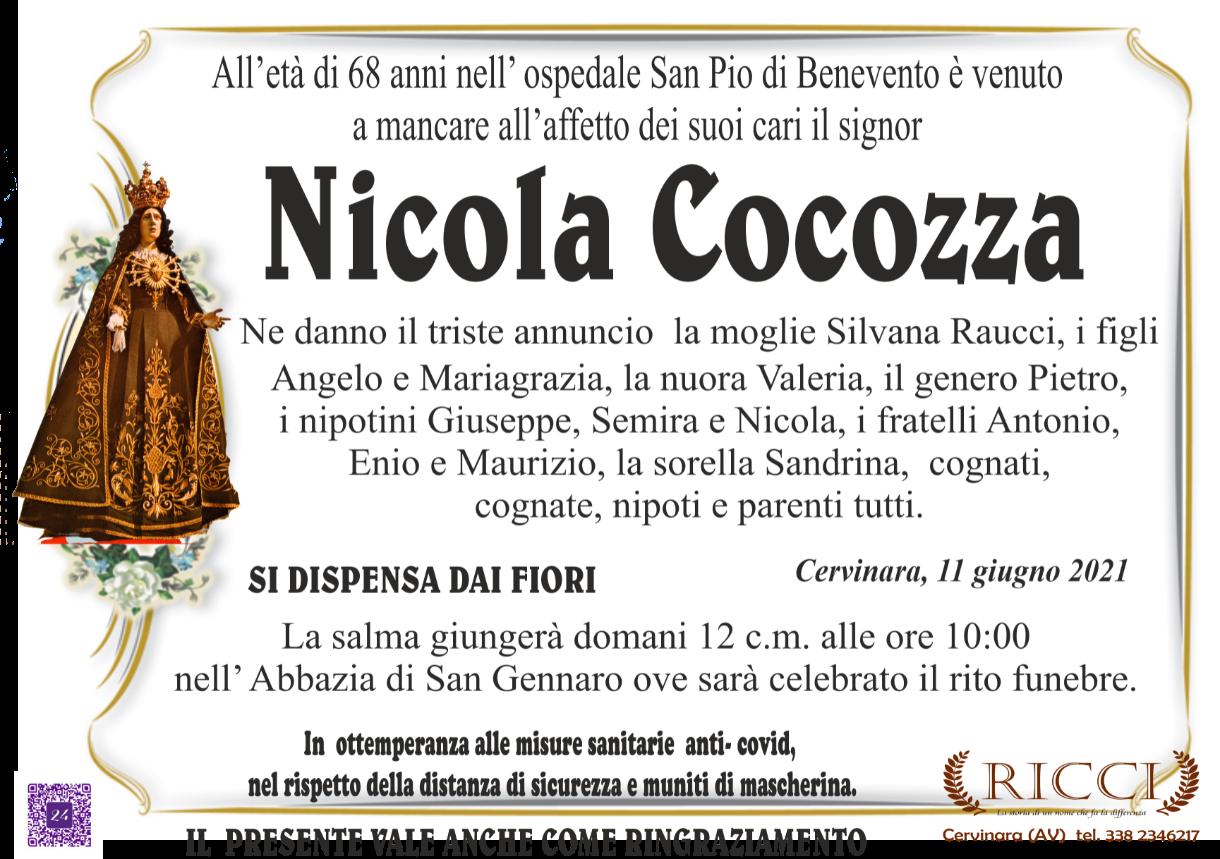 Nicola Cocozza