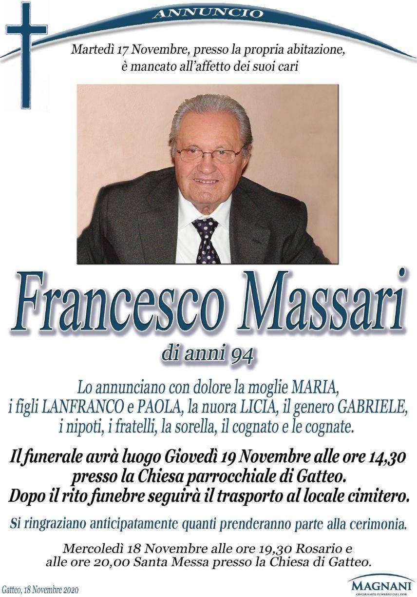 Francesco Massari