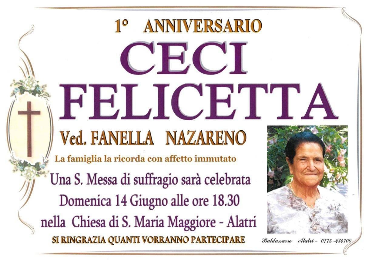 Felicetta Ceci