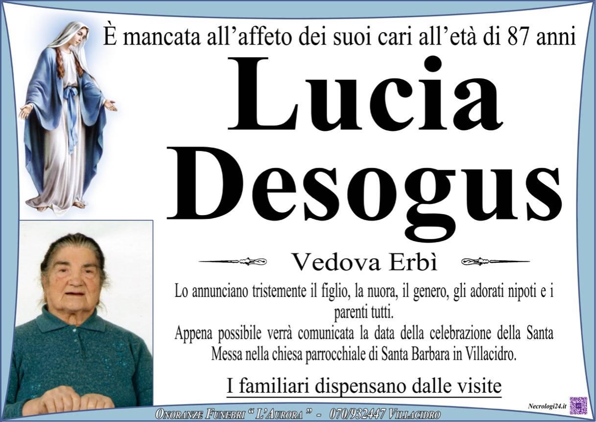Lucia Desogus