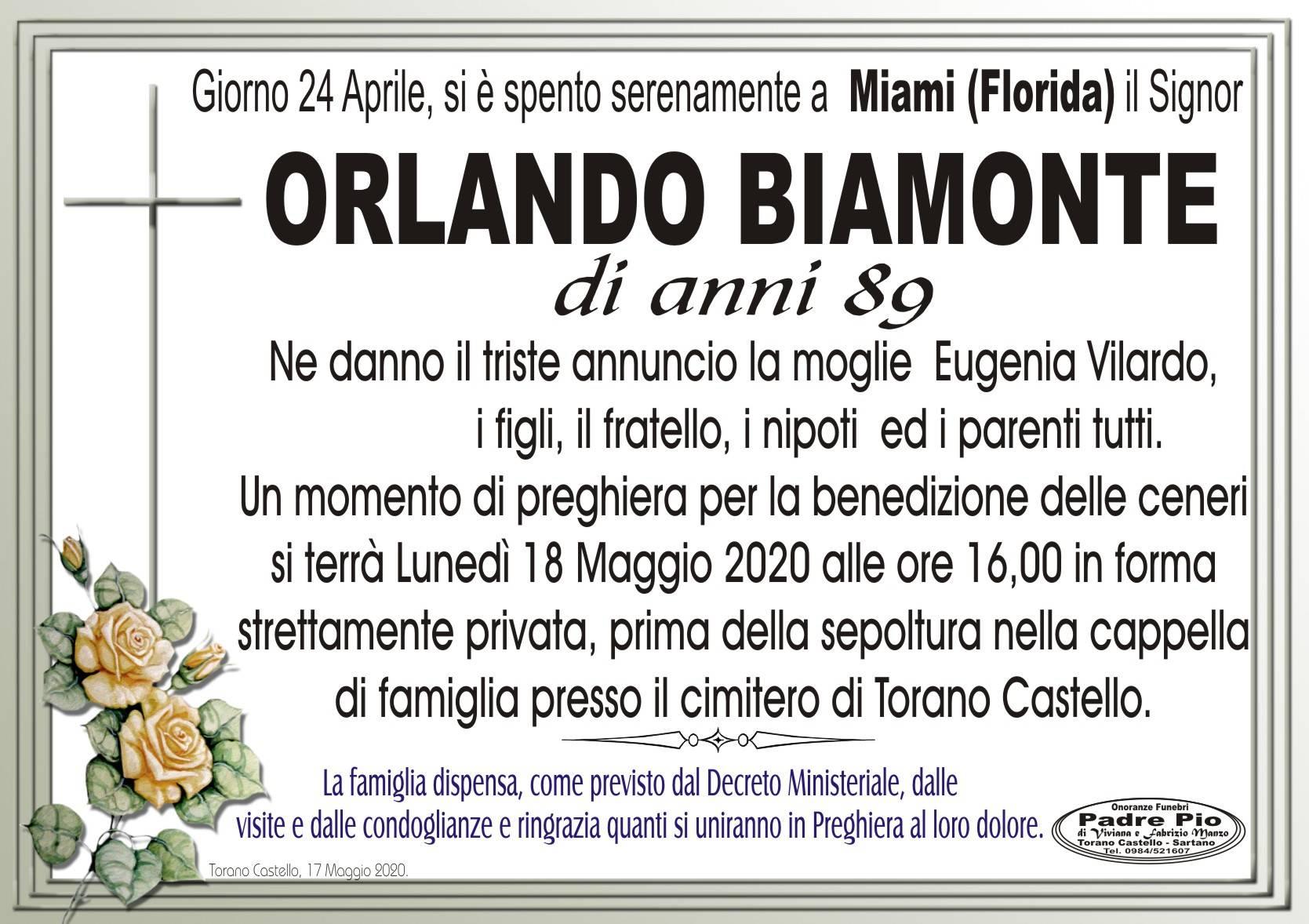 Orlando Biamonte