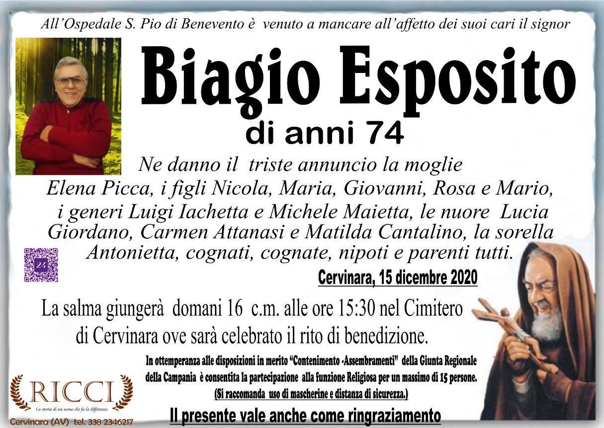 Biagio Esposito