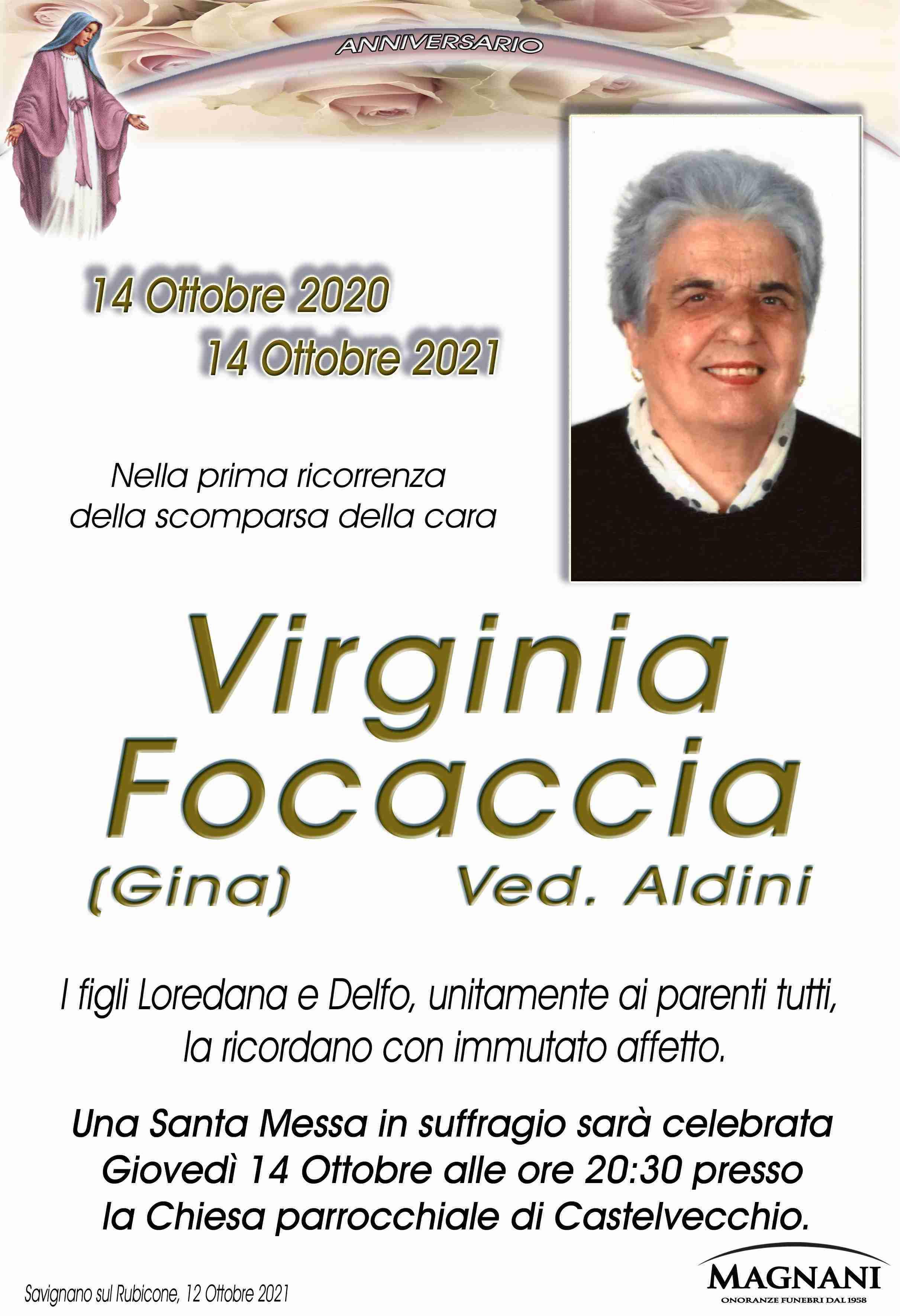 Virginia Focaccia