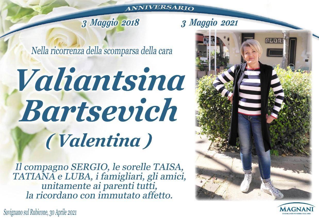 Valiantsina Bartsevich