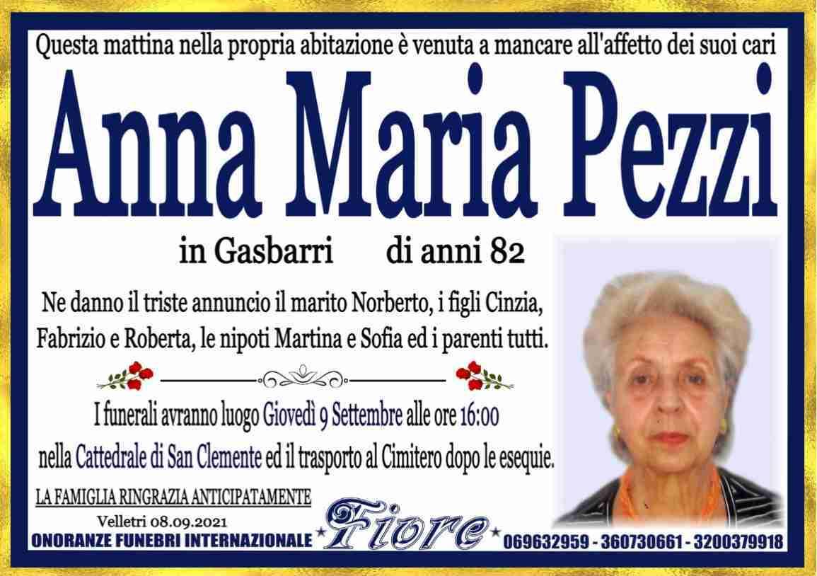 Anna Maria Pezzi