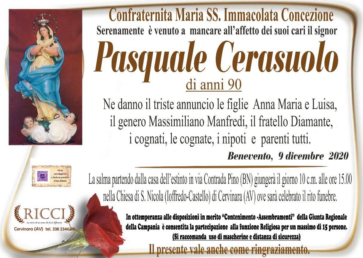 Pasquale Cerasuolo