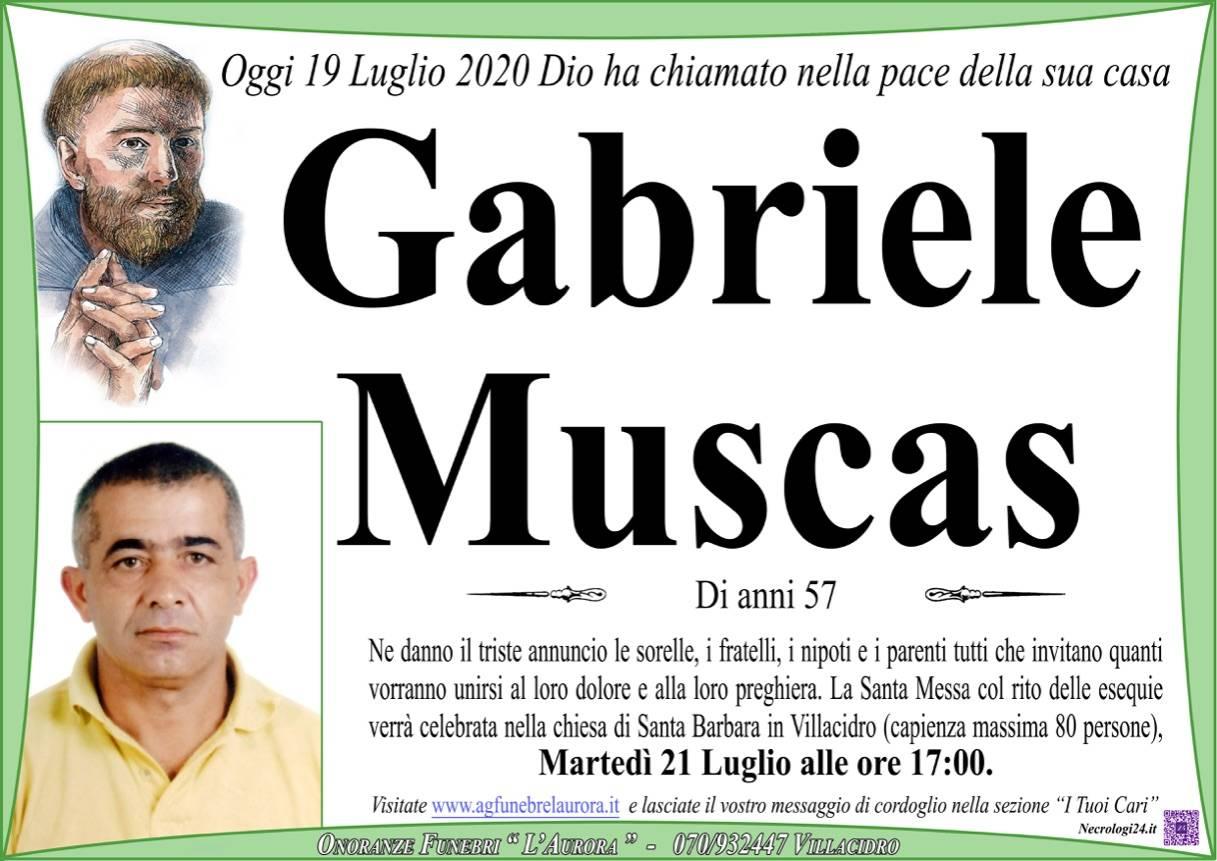 Gabriele Muscas