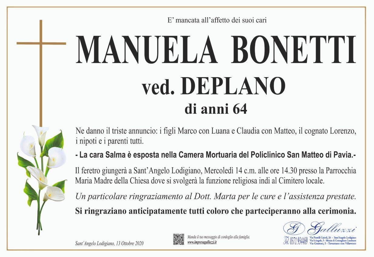 Manuela Bonetti