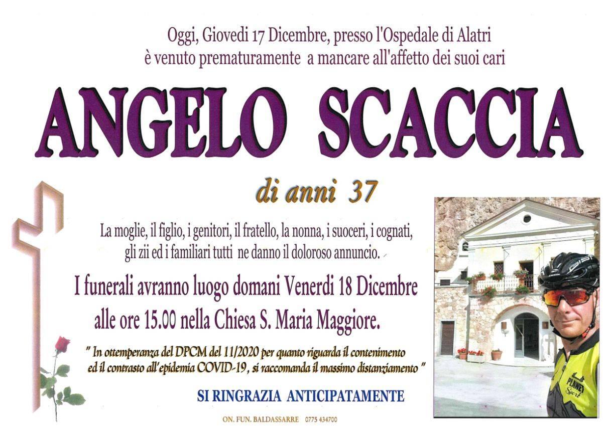 Angelo Scaccia