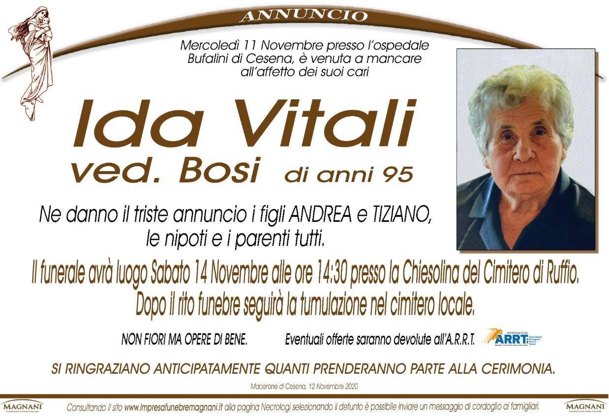 Ida Vitali