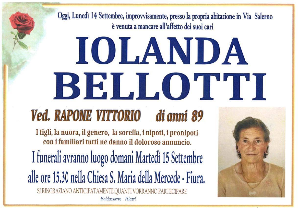 Iolanda Bellotti