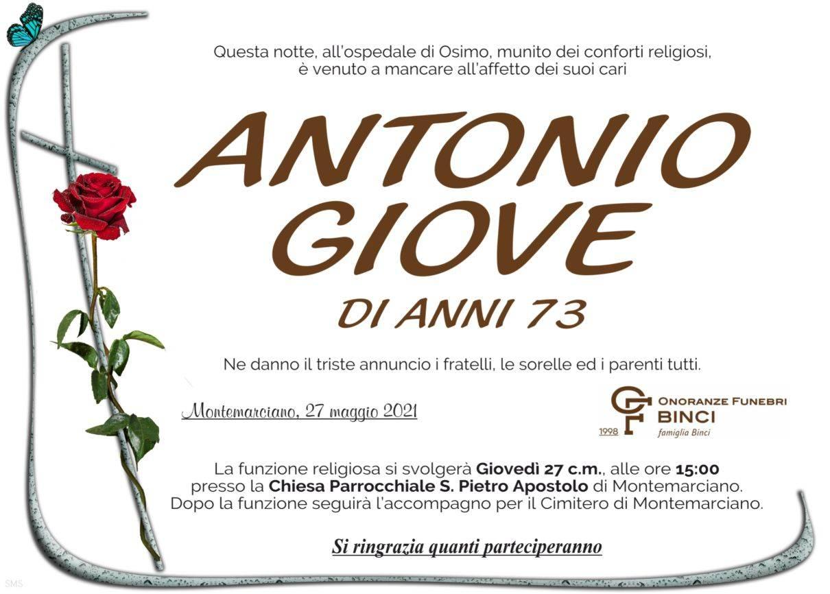 Antonio Giove
