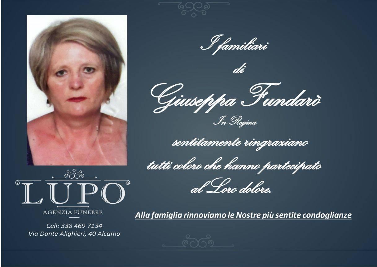 Giuseppa Fundarò