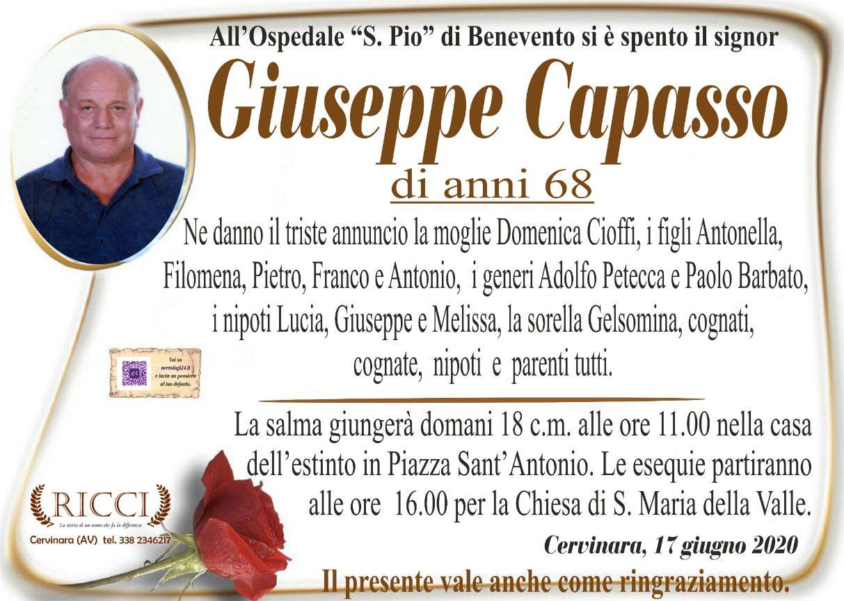 Giuseppe Capasso