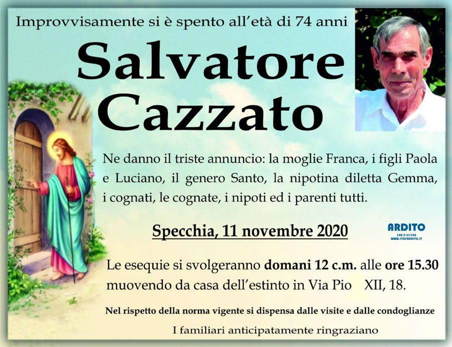Salvatore Cazzato