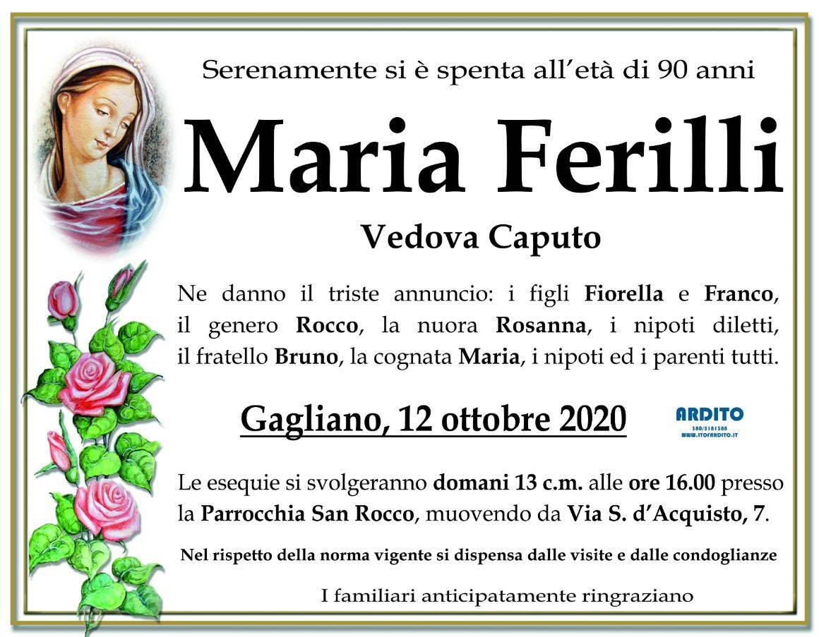 Maria Ferilli