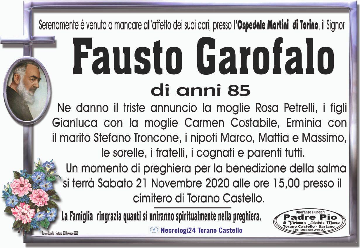 Fausto Garofalo