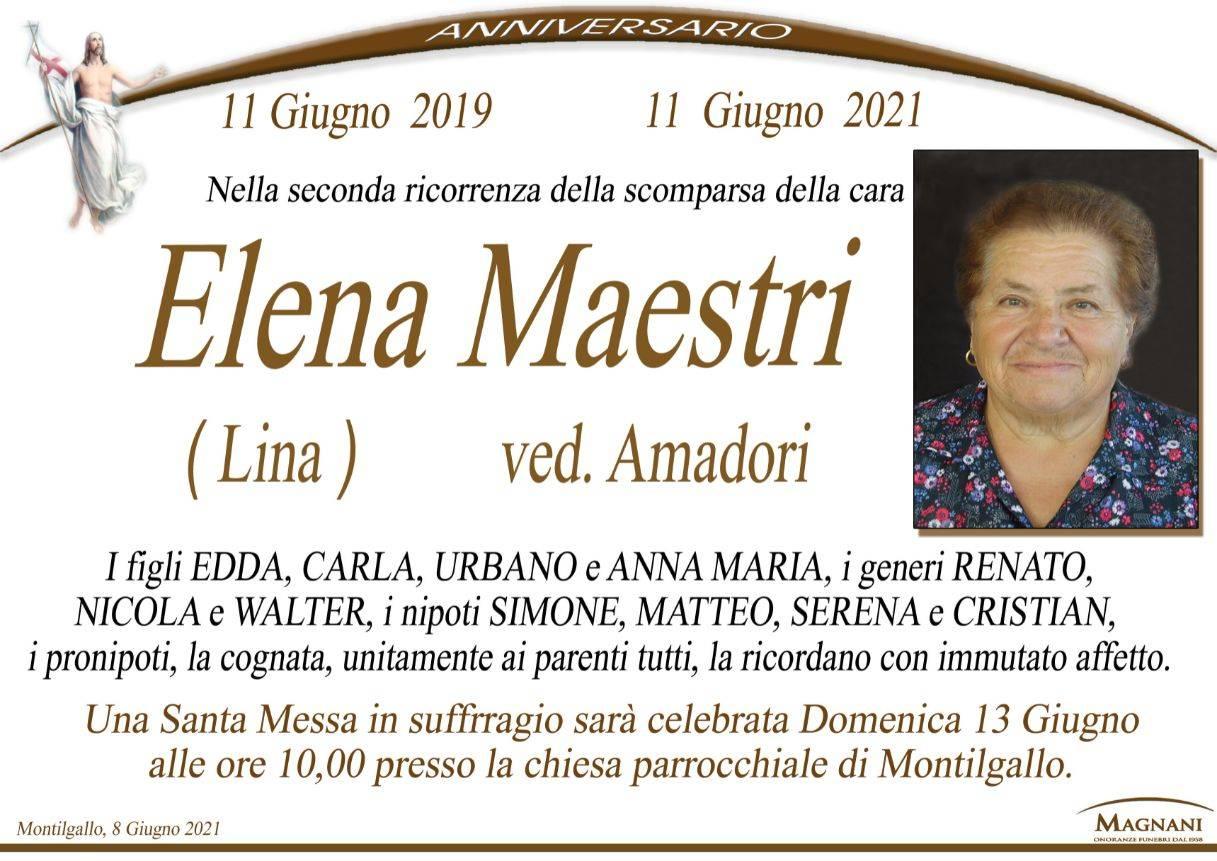 Elena Maestri