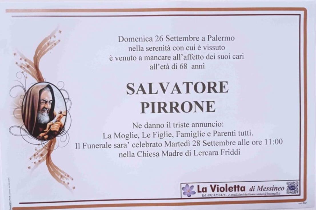 Salvatore Pirrone