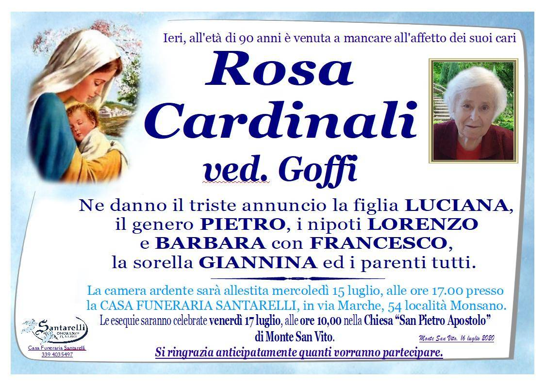 Rosa Cardinali
