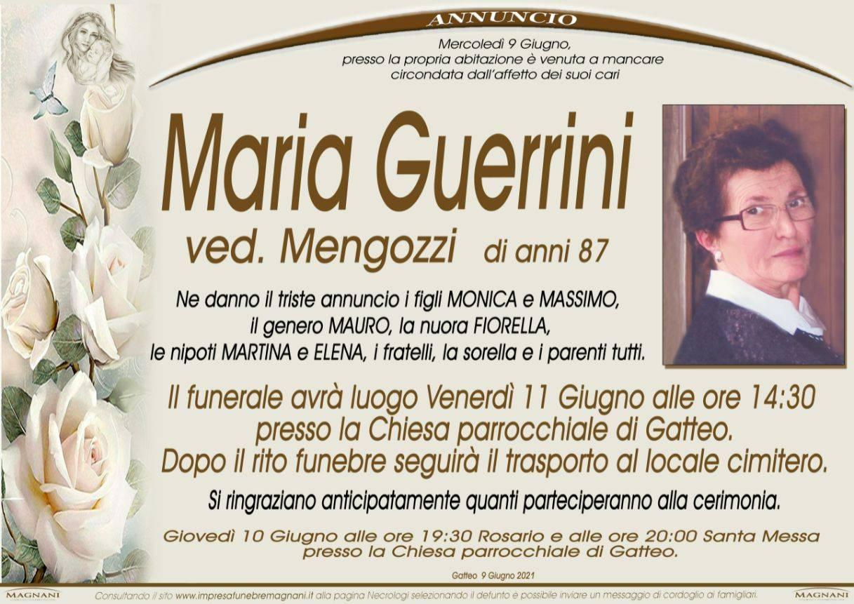 Maria Guerrini