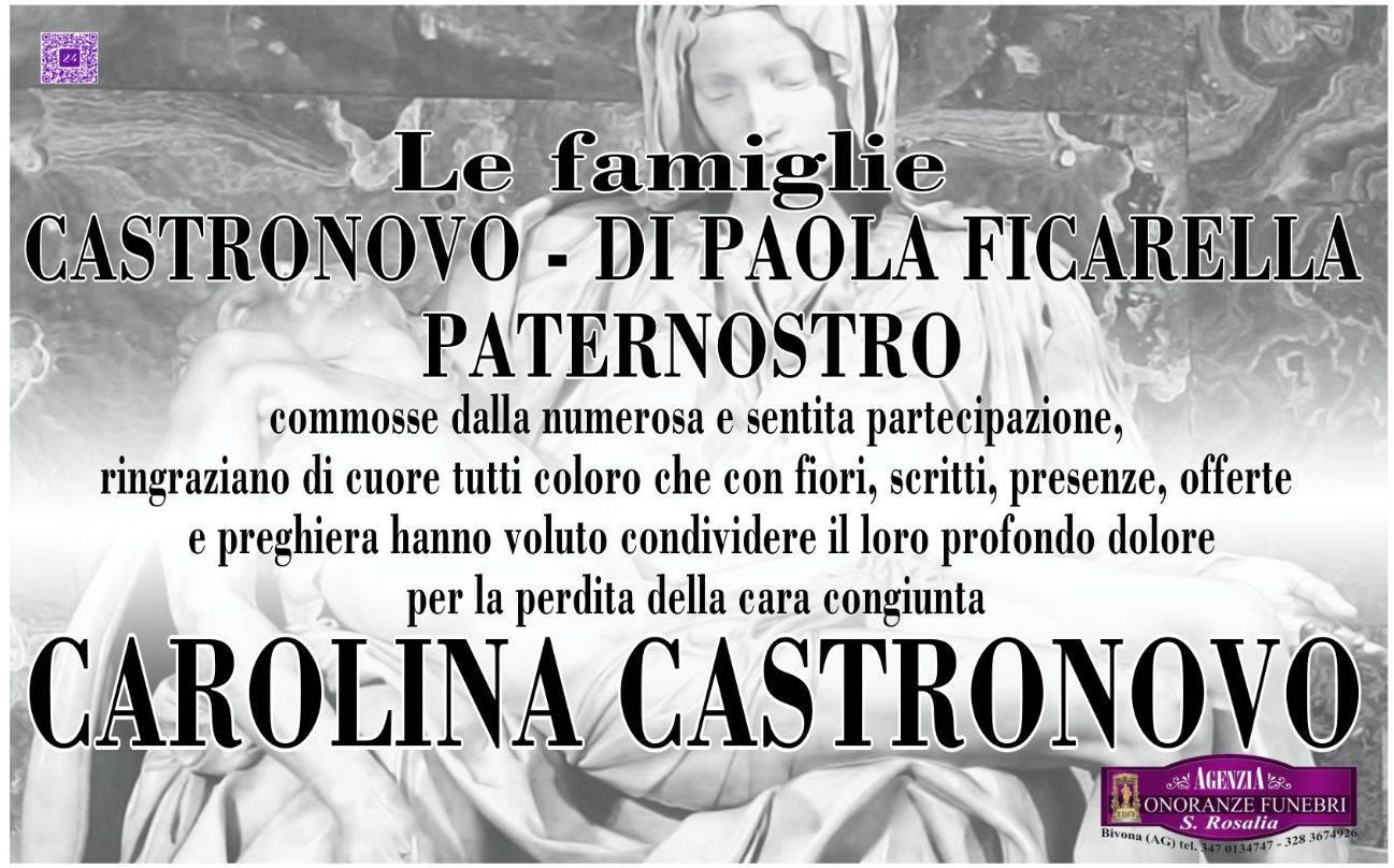 Carolina Castronovo