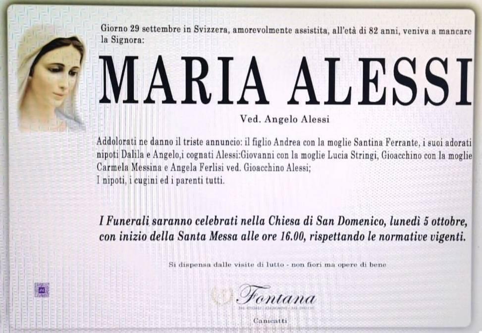Maria Alessi