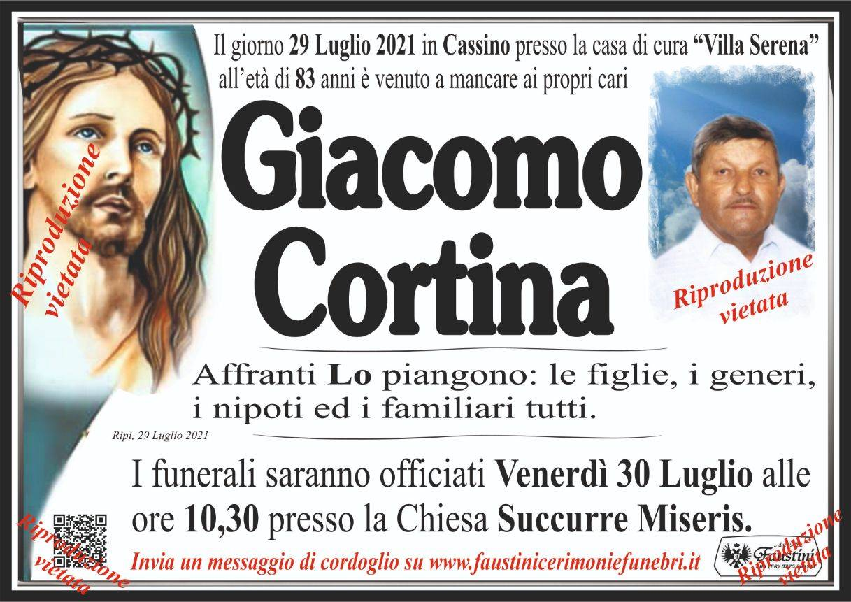 Giacomo Cortina