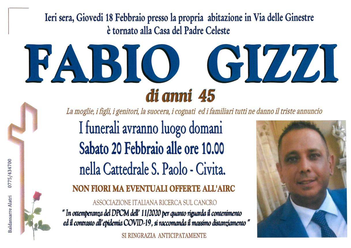 Fabio Gizzi
