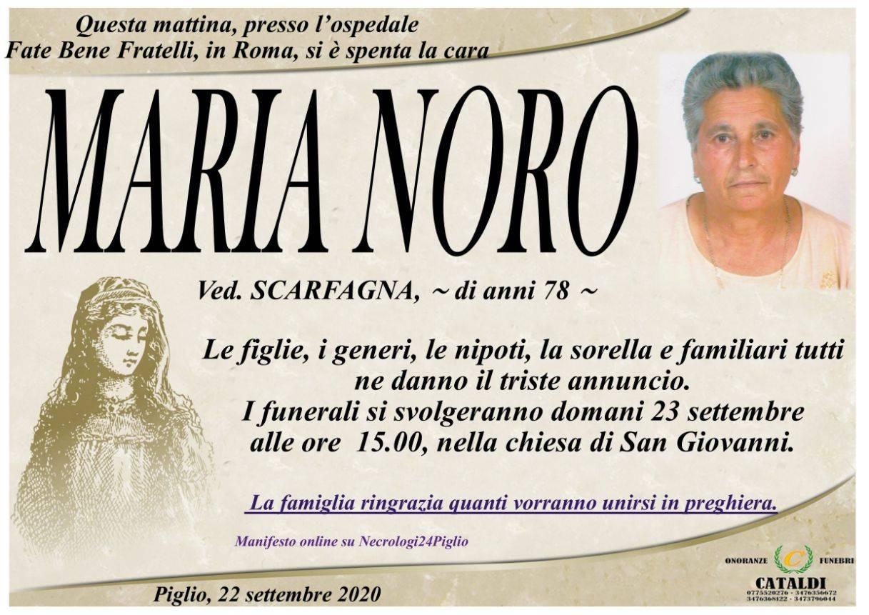 Maria Noro