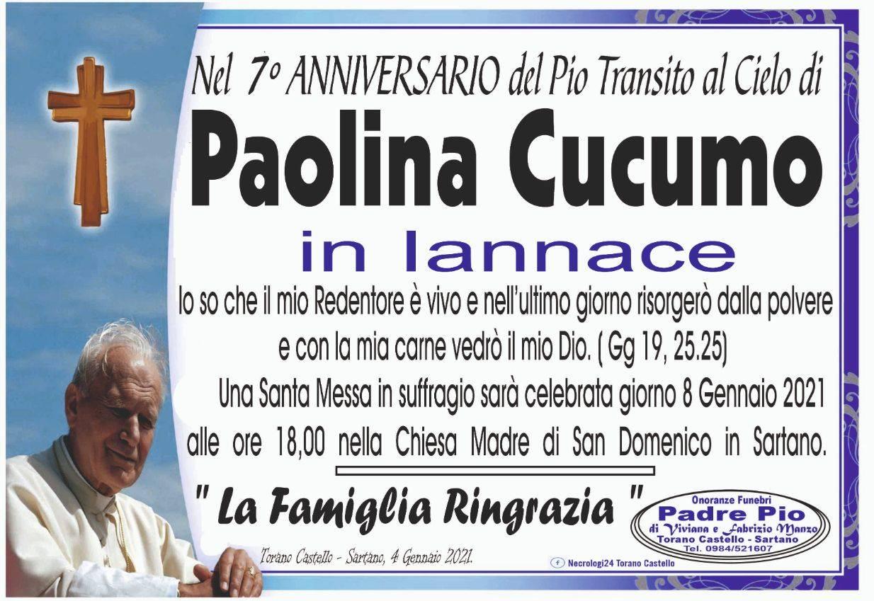Paolina Cucumo