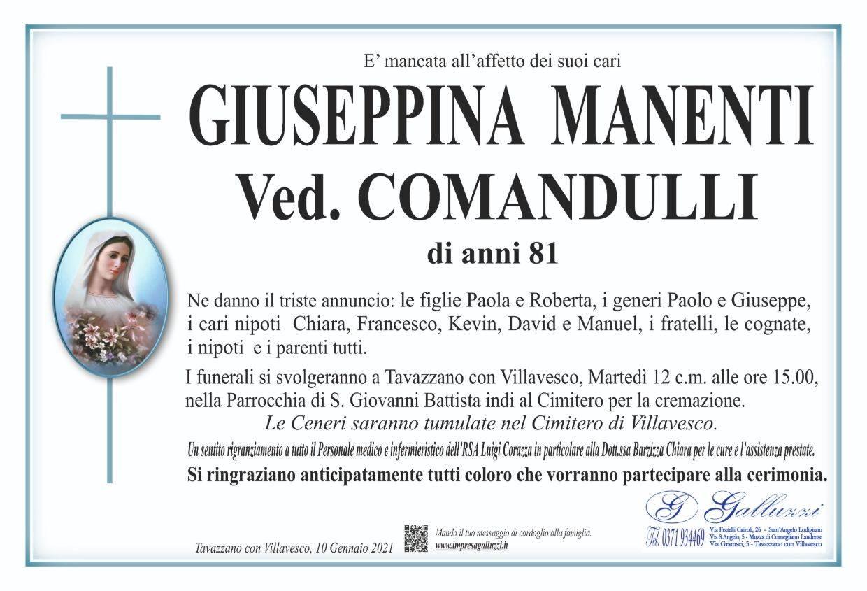 Giuseppina Manenti