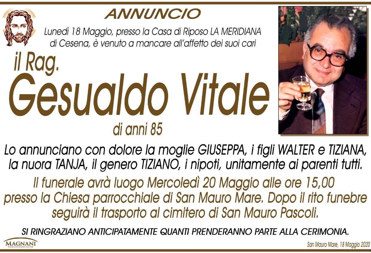 Gesualdo Vitale